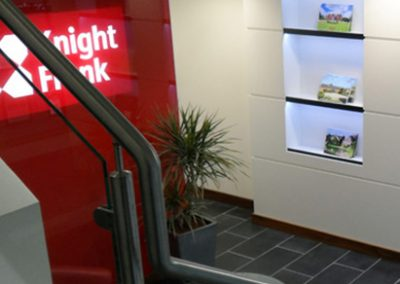 Office Refurbishment: Knight Frank, Headquarters