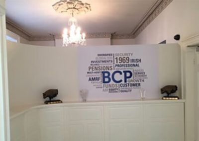 Office Refurbishment: BCP Asset Management, Headquarters